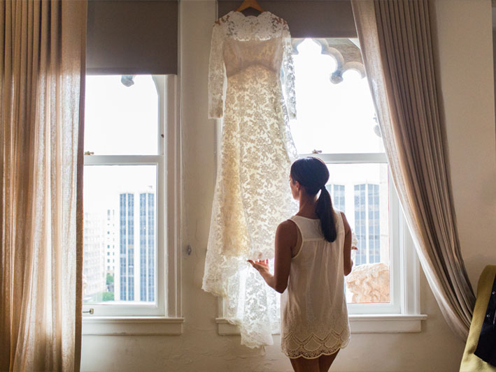Kendrika S Wedding Gown Preservation In California Wedding Gown